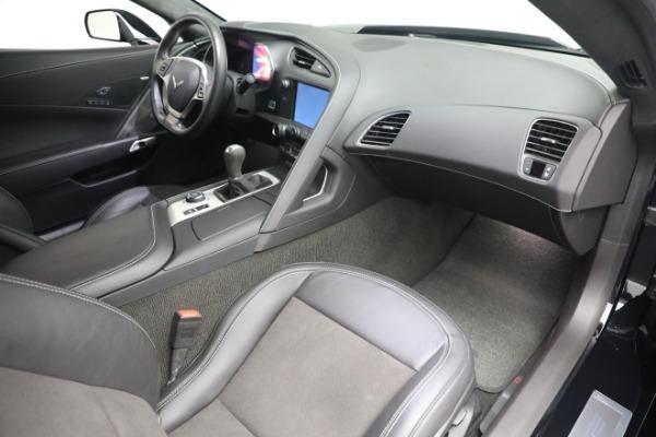 Used 2016 Chevrolet Corvette Z06 for sale $85,900 at Maserati of Westport in Westport CT 06880 22