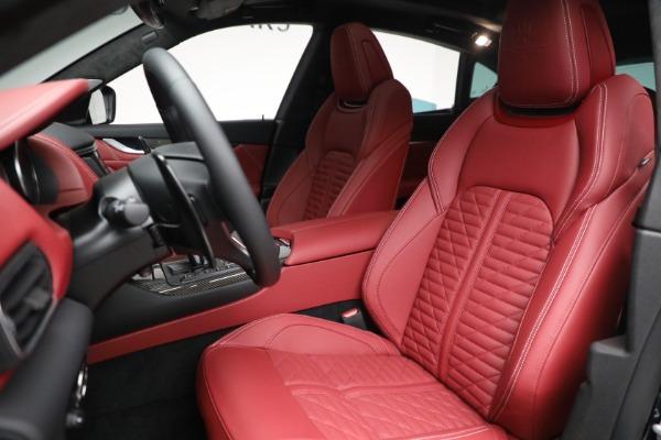 New 2022 Maserati Levante Trofeo for sale $155,045 at Maserati of Westport in Westport CT 06880 15