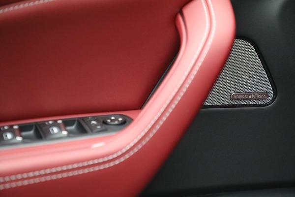 New 2022 Maserati Levante Trofeo for sale $155,045 at Maserati of Westport in Westport CT 06880 19