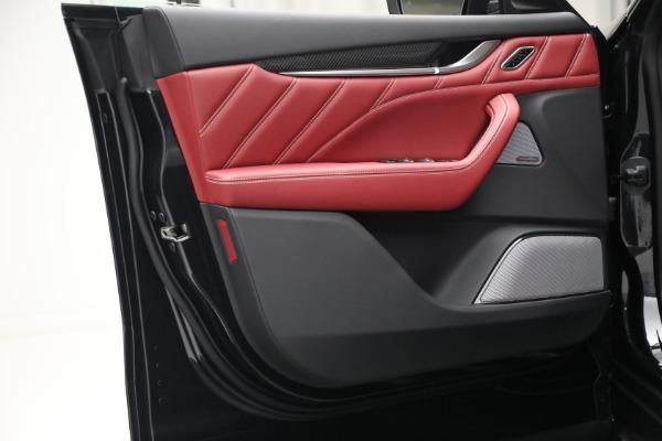 New 2022 Maserati Levante Trofeo for sale $155,045 at Maserati of Westport in Westport CT 06880 21