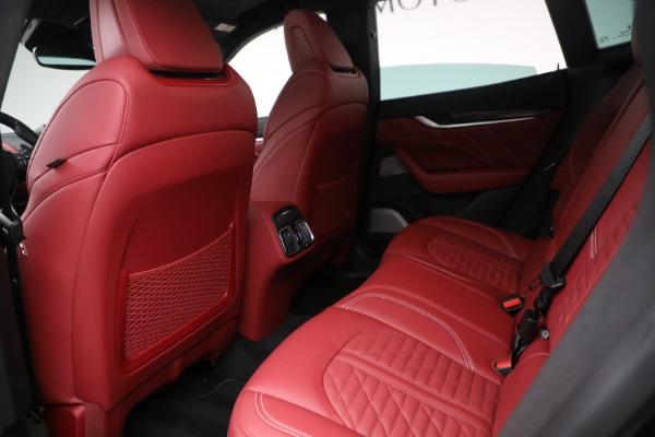 New 2022 Maserati Levante Trofeo for sale $155,045 at Maserati of Westport in Westport CT 06880 22