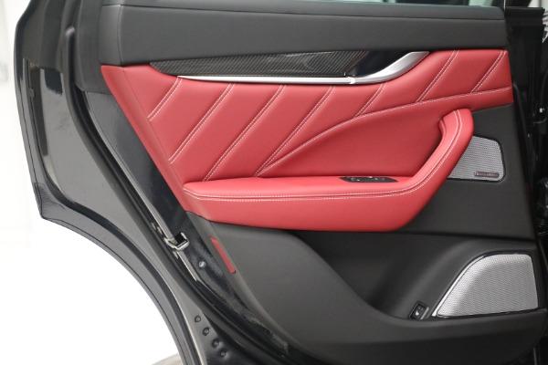 New 2022 Maserati Levante Trofeo for sale $155,045 at Maserati of Westport in Westport CT 06880 25