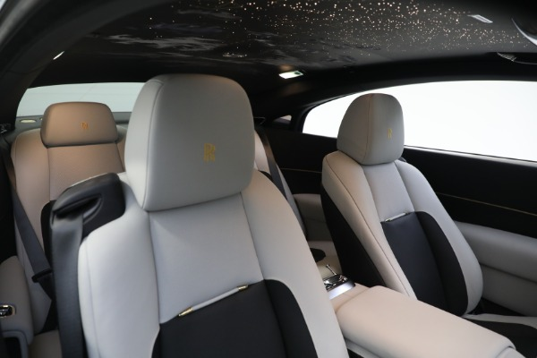 Used 2020 Rolls-Royce Wraith for sale Call for price at Maserati of Westport in Westport CT 06880 17