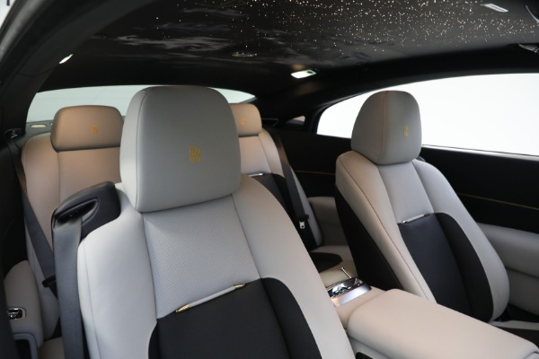 Used 2020 Rolls-Royce Wraith for sale Call for price at Maserati of Westport in Westport CT 06880 18