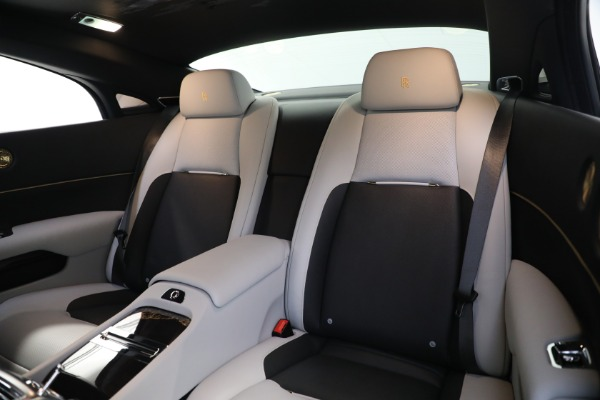 Used 2020 Rolls-Royce Wraith for sale Call for price at Maserati of Westport in Westport CT 06880 19