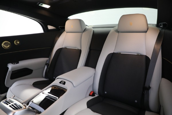 Used 2020 Rolls-Royce Wraith for sale Call for price at Maserati of Westport in Westport CT 06880 20