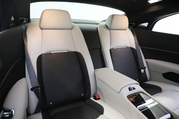 Used 2020 Rolls-Royce Wraith for sale Call for price at Maserati of Westport in Westport CT 06880 21