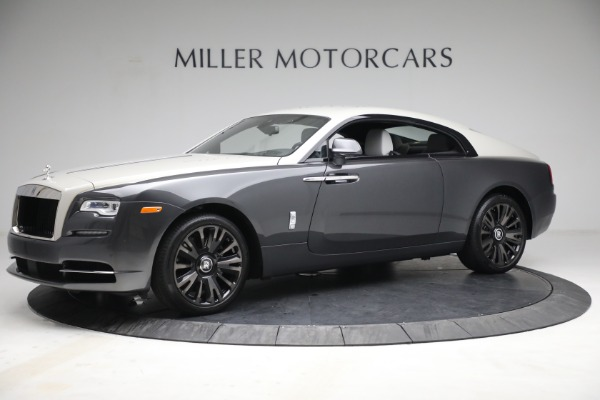 Used 2020 Rolls-Royce Wraith for sale Call for price at Maserati of Westport in Westport CT 06880 3