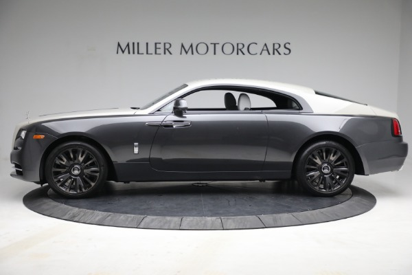 Used 2020 Rolls-Royce Wraith for sale Call for price at Maserati of Westport in Westport CT 06880 4