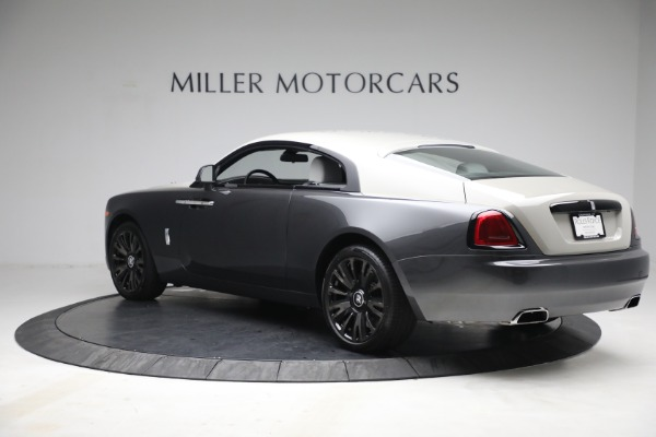 Used 2020 Rolls-Royce Wraith for sale Call for price at Maserati of Westport in Westport CT 06880 5