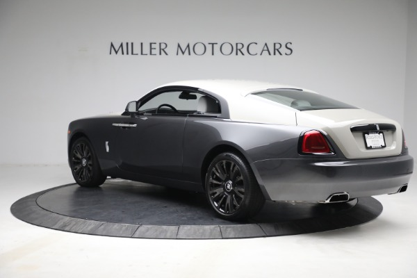 Used 2020 Rolls-Royce Wraith for sale Call for price at Maserati of Westport in Westport CT 06880 6