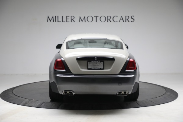 Used 2020 Rolls-Royce Wraith for sale Call for price at Maserati of Westport in Westport CT 06880 7