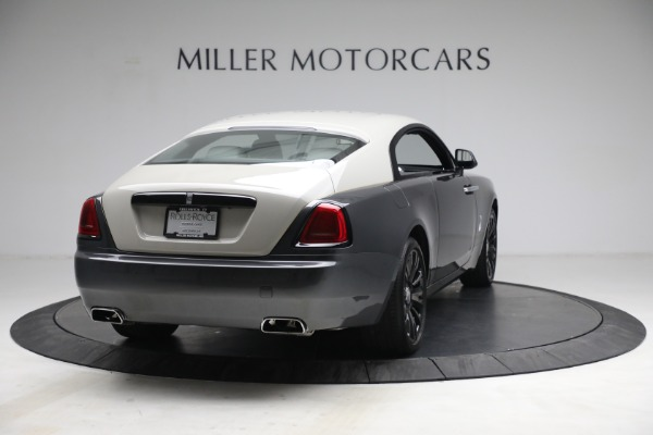 Used 2020 Rolls-Royce Wraith for sale Call for price at Maserati of Westport in Westport CT 06880 8