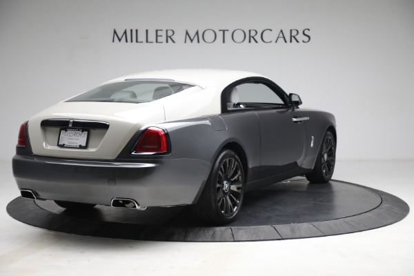 Used 2020 Rolls-Royce Wraith for sale Call for price at Maserati of Westport in Westport CT 06880 9