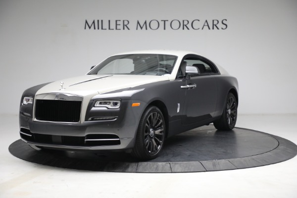 Used 2020 Rolls-Royce Wraith for sale Call for price at Maserati of Westport in Westport CT 06880 1
