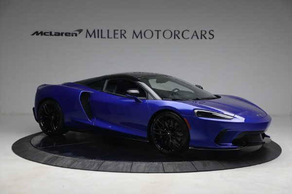 New 2022 McLaren GT Luxe for sale $228,080 at Maserati of Westport in Westport CT 06880 10