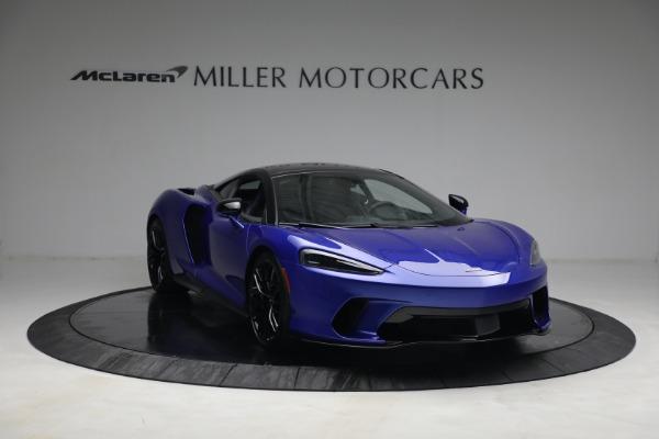 New 2022 McLaren GT Luxe for sale $228,080 at Maserati of Westport in Westport CT 06880 11