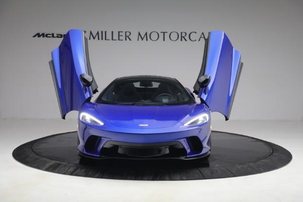 New 2022 McLaren GT Luxe for sale $228,080 at Maserati of Westport in Westport CT 06880 13