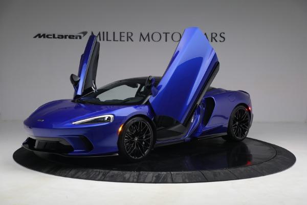 New 2022 McLaren GT Luxe for sale $228,080 at Maserati of Westport in Westport CT 06880 14