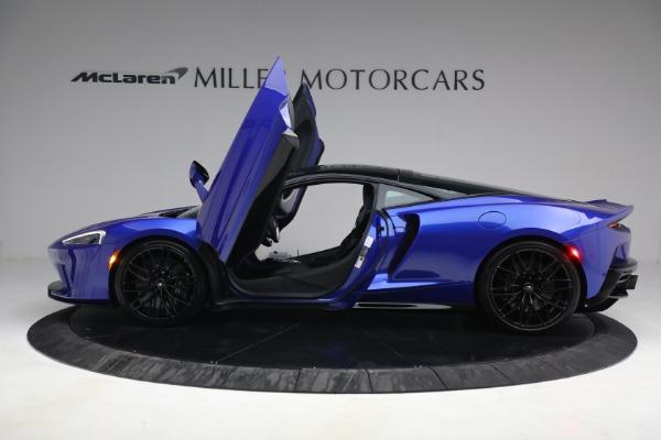 New 2022 McLaren GT Luxe for sale $228,080 at Maserati of Westport in Westport CT 06880 15