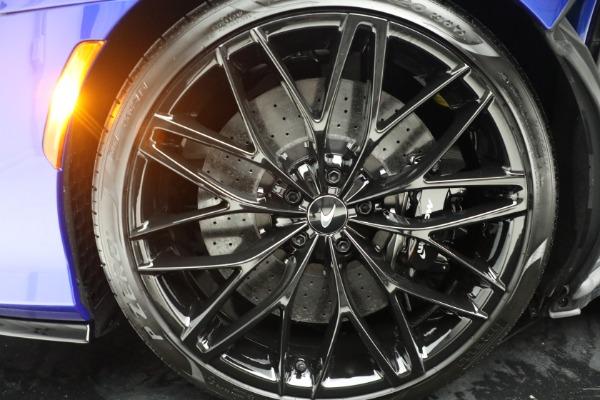 New 2022 McLaren GT Luxe for sale $228,080 at Maserati of Westport in Westport CT 06880 16