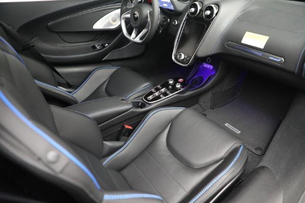 New 2022 McLaren GT Luxe for sale $228,080 at Maserati of Westport in Westport CT 06880 20