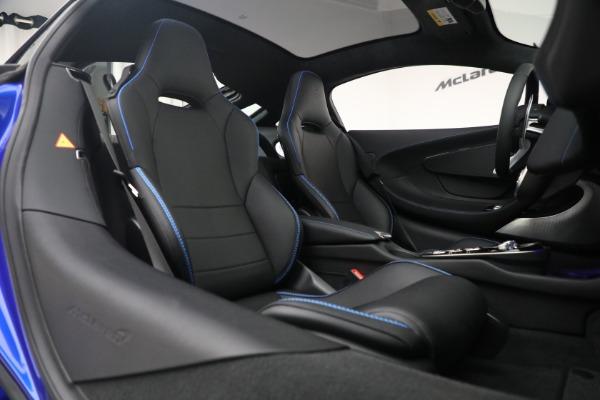 New 2022 McLaren GT Luxe for sale $228,080 at Maserati of Westport in Westport CT 06880 22