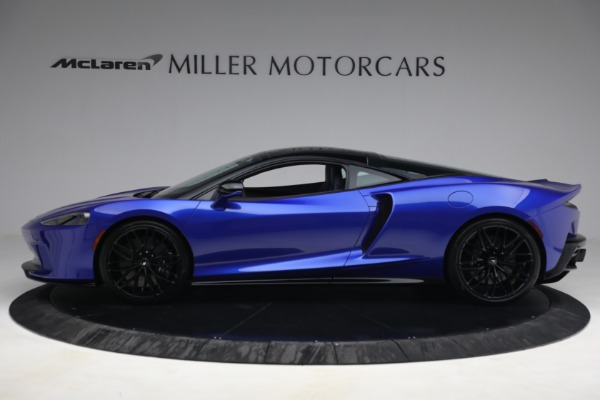 New 2022 McLaren GT Luxe for sale $228,080 at Maserati of Westport in Westport CT 06880 3