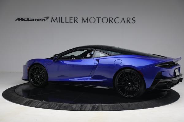 New 2022 McLaren GT Luxe for sale $228,080 at Maserati of Westport in Westport CT 06880 4