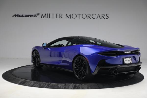 New 2022 McLaren GT Luxe for sale $228,080 at Maserati of Westport in Westport CT 06880 5