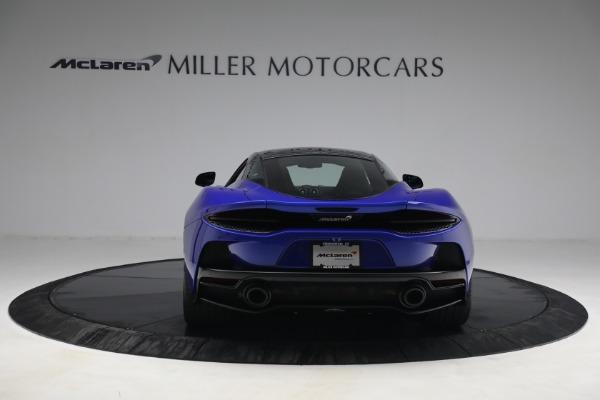New 2022 McLaren GT Luxe for sale $228,080 at Maserati of Westport in Westport CT 06880 6