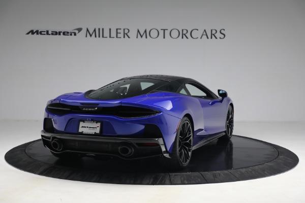 New 2022 McLaren GT Luxe for sale $228,080 at Maserati of Westport in Westport CT 06880 7