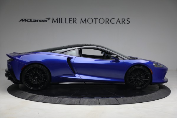 New 2022 McLaren GT Luxe for sale $228,080 at Maserati of Westport in Westport CT 06880 9