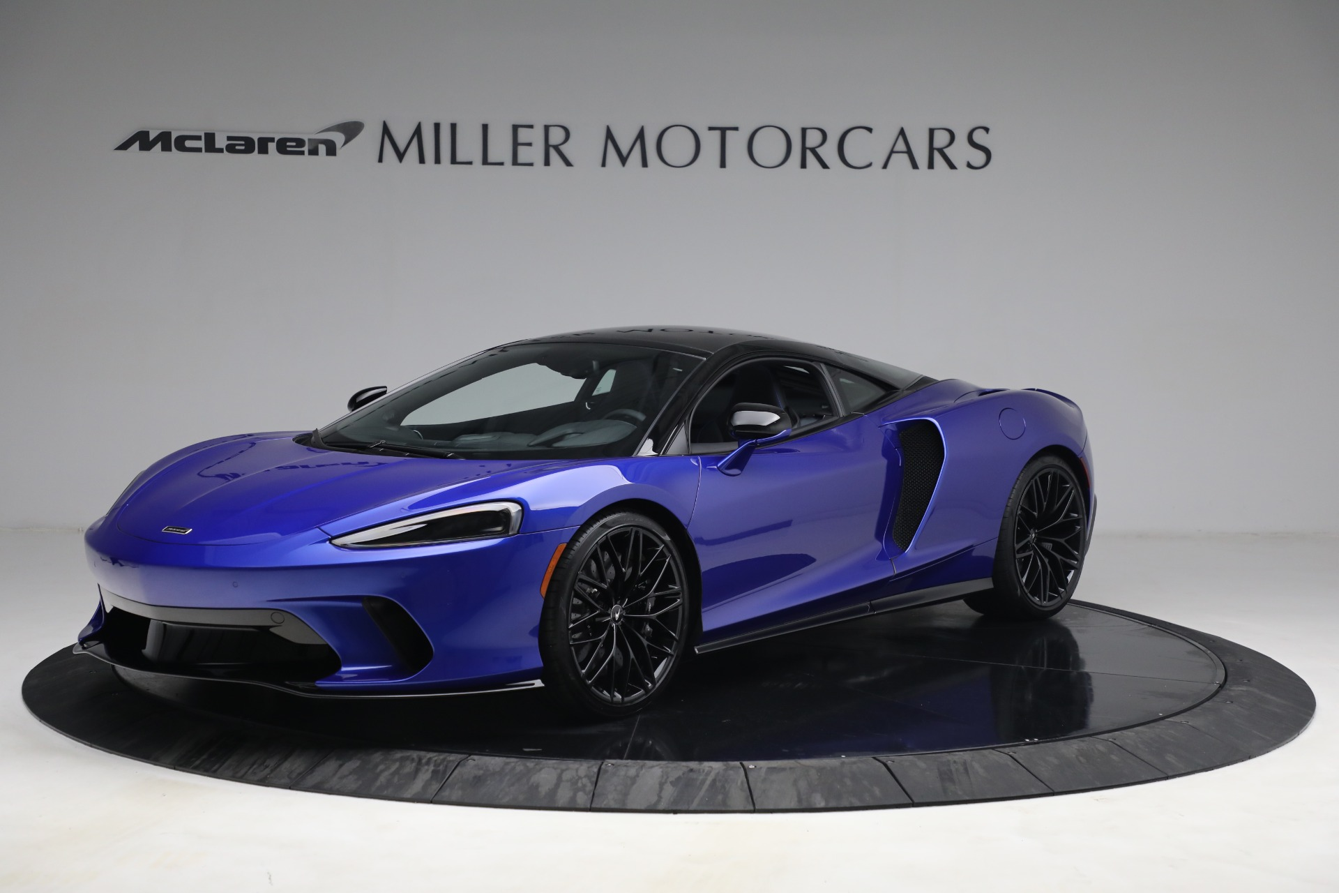 New 2022 McLaren GT Luxe for sale $228,080 at Maserati of Westport in Westport CT 06880 1