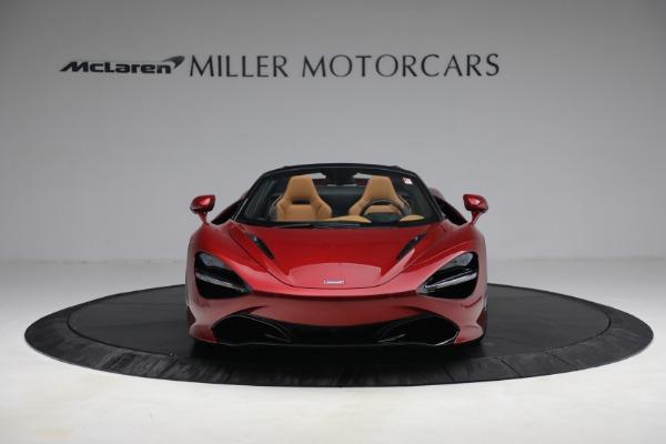 New 2022 McLaren 720S Spider for sale $382,090 at Maserati of Westport in Westport CT 06880 12