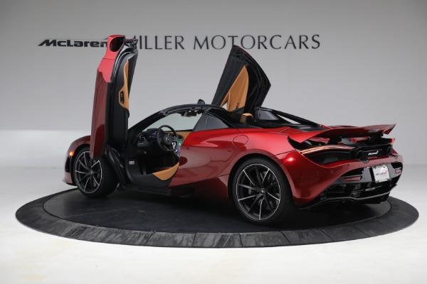 New 2022 McLaren 720S Spider for sale $382,090 at Maserati of Westport in Westport CT 06880 16