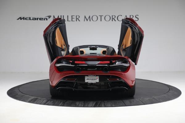 New 2022 McLaren 720S Spider for sale $382,090 at Maserati of Westport in Westport CT 06880 17