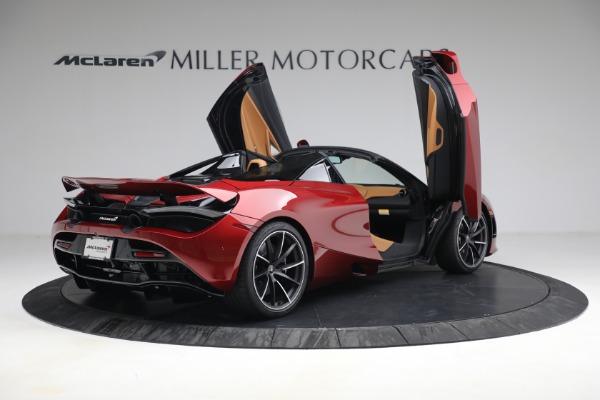 New 2022 McLaren 720S Spider for sale $382,090 at Maserati of Westport in Westport CT 06880 18
