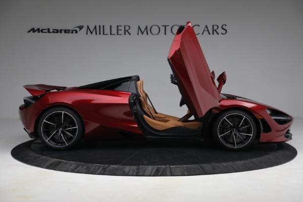 New 2022 McLaren 720S Spider for sale $382,090 at Maserati of Westport in Westport CT 06880 19