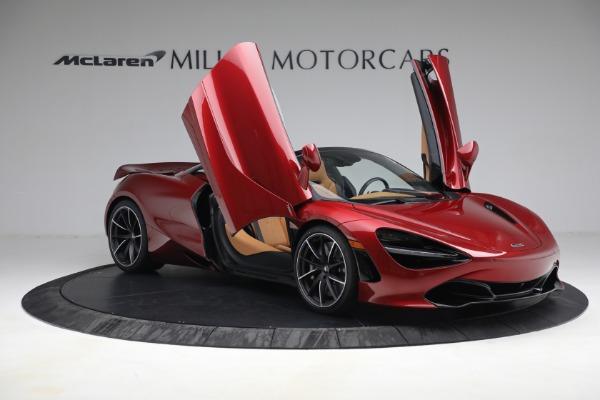 New 2022 McLaren 720S Spider for sale $382,090 at Maserati of Westport in Westport CT 06880 20