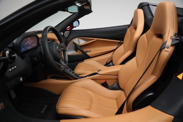 New 2022 McLaren 720S Spider for sale $382,090 at Maserati of Westport in Westport CT 06880 22
