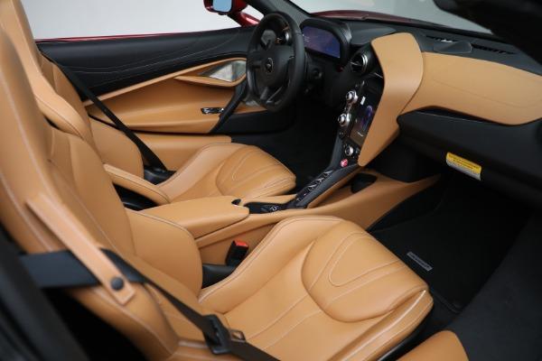 New 2022 McLaren 720S Spider for sale $382,090 at Maserati of Westport in Westport CT 06880 27