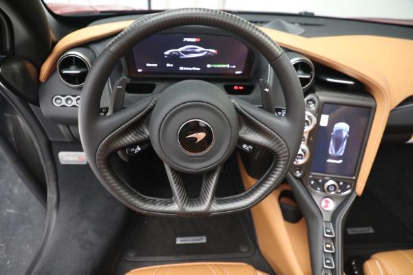 New 2022 McLaren 720S Spider for sale $382,090 at Maserati of Westport in Westport CT 06880 28