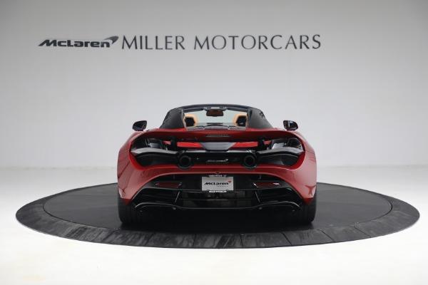 New 2022 McLaren 720S Spider for sale $382,090 at Maserati of Westport in Westport CT 06880 6