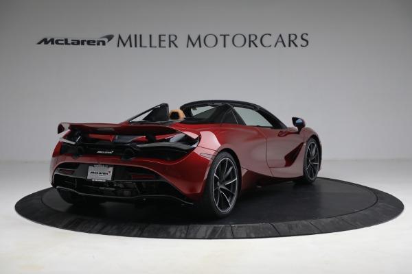 New 2022 McLaren 720S Spider for sale $382,090 at Maserati of Westport in Westport CT 06880 7