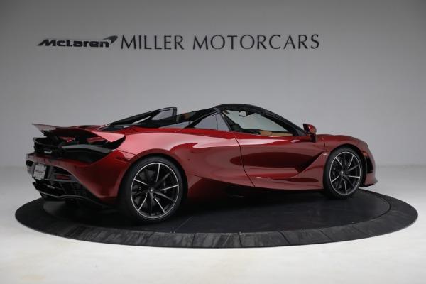 New 2022 McLaren 720S Spider for sale $382,090 at Maserati of Westport in Westport CT 06880 8