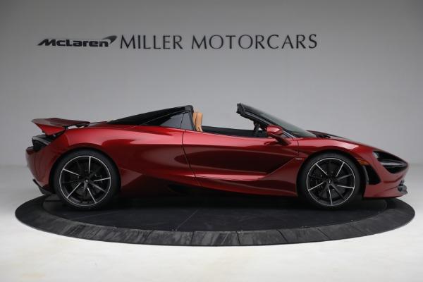 New 2022 McLaren 720S Spider for sale $382,090 at Maserati of Westport in Westport CT 06880 9