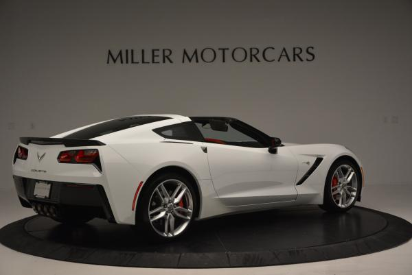 Used 2014 Chevrolet Corvette Stingray Z51 for sale Sold at Maserati of Westport in Westport CT 06880 12