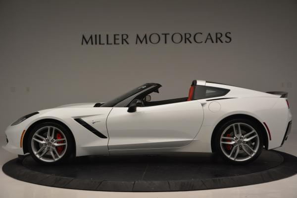Used 2014 Chevrolet Corvette Stingray Z51 for sale Sold at Maserati of Westport in Westport CT 06880 6