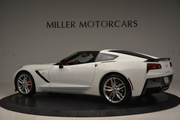 Used 2014 Chevrolet Corvette Stingray Z51 for sale Sold at Maserati of Westport in Westport CT 06880 7